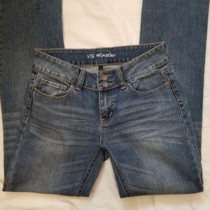 VS Hipster Jeans NWOT Size 4